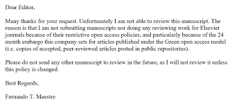 T Maestre And Ms Green A Side… No elsevierconnect Review To From On Been Review Request Policies Response This Reasonable Has Twitter Fernando