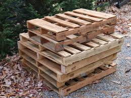 itâ s best to choose a pallet that has grayed over time rather than a pallet that appears newer with a yellow finish this will allow the greyed wood