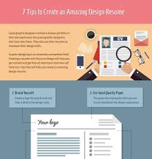 Awesome Graphic Design Resumes Amazing Design Resume Infographic Archives E Learning Infographics