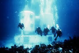 Underwater Habitat Design Tektite Habitat Wikipedia