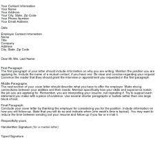 Font Of Cover Letter Waiter Cover Letter Sample Letters Font