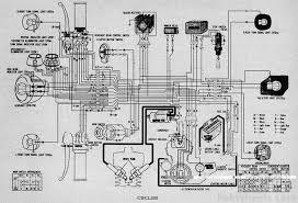 honda cg 125 wiring diagram wiring diagram and schematic Xrm Wiring Diagram café racer wiring bikebrewers com xrm 110 wiring diagram