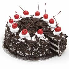 500gm Black Forest Cake Floret Aroma