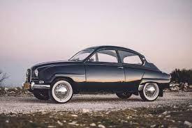 1962 Saab 96 Saab Saab 900 Classic Cars