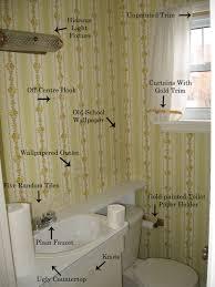 Remodelaholic Complete Half Bath Remodel Guest - Half bathroom