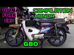 honda c70 gboj compilation you