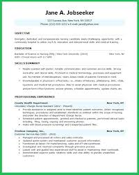 Lpn Resume Templates Delectable Lpn Resume Template No Experience Krida