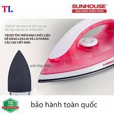 Bàn là khô Sunhouse SHD1072 - Bàn ủi khô Sunhouse SHD 1072