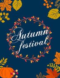 210 Harvest Festival Customizable Design Templates