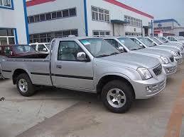 New model pickup truck - HXK1021E - XINKAI (China Manufacturer ...