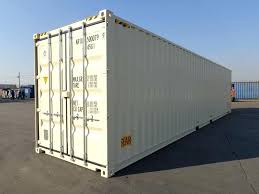 office cube door. One Trip Shipping Containers High Cube Double Door Container Office . O