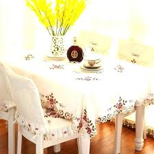 make a round tablecloth tutorial small table cloth topper beiser co
