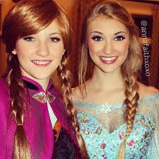 real life anna and elsa from frozen