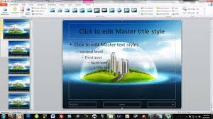 How To Make Your Own Powerpoint Themes