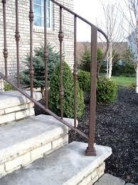 external handrails for steps uk. decorative wrought iron handrail external handrails for steps uk