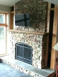 stacked stone fireplace surround stone fireplace exquisite building a stone fireplace ideas of amazing stacked stone fireplace with electric how faux stone
