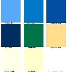Duralux Marine Aluminum Boat Paint Color Chart Marine Paint Colors Scheme Space Marines Imron Bilgiemekister