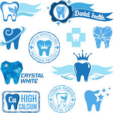 dental logos images classic dental logos and labels vector graphics free vector in