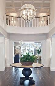 round entrance table best entry ideas only on foyer inside entryway hall