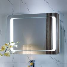 Bathroom Mirrors Lowes Round White Washbasin Mixed Black Doff Storage Cabinet Handle
