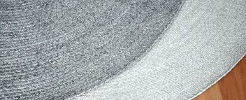gray rug runner round grey white and network rugs deluxe gray chevron rug