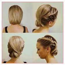 Coiffure Pour Mariage Cheveux Mi Long Beautiful Chignon