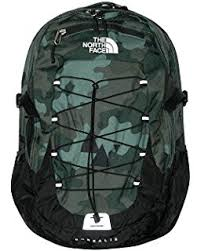 amazon com the north face s685248287989 fuse box backpack, khaki North Face Recon Backpack the north face unisex classic borealis backpack