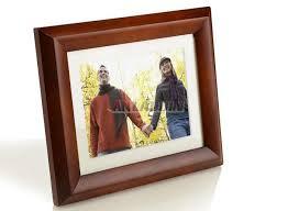 8 inch high definition digital photo frame wooden 2gb mp4 player