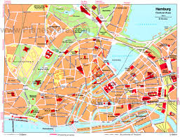 16 top tourist attractions in hamburg & easy day trips planetware Berlin Sites Map hamburg central area map tourist attractions berlin tourist sites map