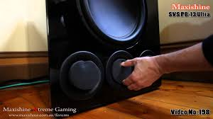 Looking for top powered subwoofers? Try a svs subwoofer