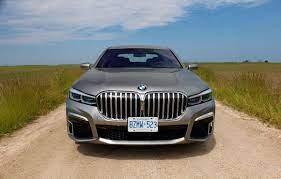 Car Review 2020 Bmw 750li Xdrive Driving