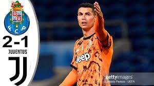 Porto vs Juventus 2-1 All Goals & Highlights 18/02/2021 HD - YouTube