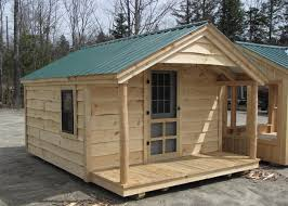 Home office cabin Luxurious 12x16 Home Office Custom Exterior Jamaica Cottage Shop Home Office Shed Plans Backyard Cottage Plans