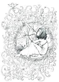 Free Online Coloring Pages For Adults Christmas Goldenmagme