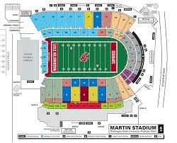 Wyoming Cowboys Stadium Seating Chart Washington State Cougars 2018 Football Schedule