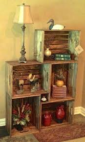 wood crate furniture. Wooden Crate Furniture Large Wood Shelves Best Ideas On Crates Crafts