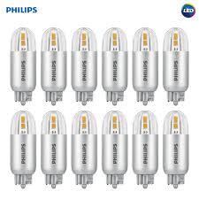 Philips 458513 20w Equivalent 12v Capsule Led Light Bulb Philips Led T3 Capsule Non Dimmable 12 Volt Accent Light