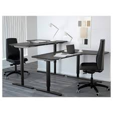 large size of home desk ikea corner desk black galant dimensions white amazing images concept
