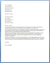 Cover Letter Examples It Business Analyst Tomyumtumweb Com