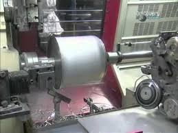 Технологии изготовления алюминиевой посуды.wmv - YouTube
