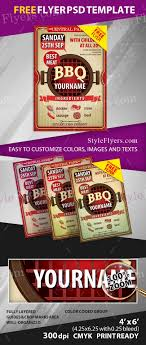 bbq psd flyer template 11289 styleflyers but you can t appropriate advertisement for this event we have a solution for you you can our new bbq psd flyer template