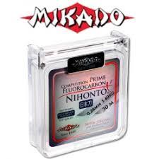 <b>Леска Mikado Nihonto</b> Fluorocarbon Silk 30м