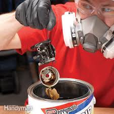 How to Repair Small Engines: Cleaning the Carburetor | Family ...