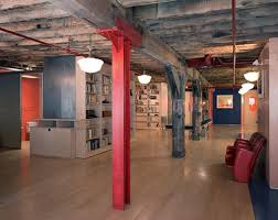 basement office ideas. Unfinished Basement Office Enchanting Idea Cf Ideas