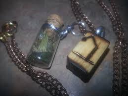 archangel raphael the master healer jar charm sigil connection necklace