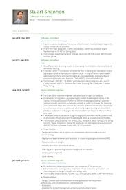Software Consultant Resume Samples Visualcv Resume Samples Database