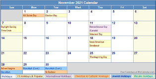 Wincalendar Com Printable Calendar Win Calendar Maker November 2013 Holidays And Key Dates