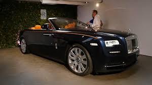 First Look Rolls Royce Dawn