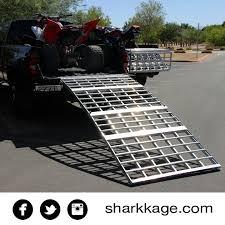 loading ramp motorcycle ramp bed extender atv shark kage   Shark ...