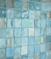 Glass Tile Bathrooms 40 Vintage Blue Bathroom Tiles Ideas And Pictures